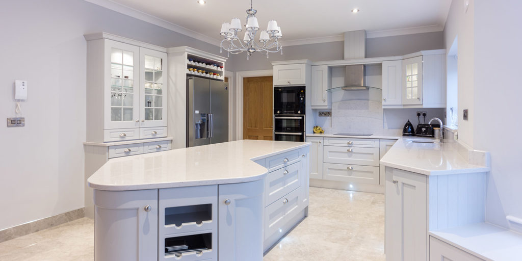 Fallowfield Light Grey Gallagher Kitchens