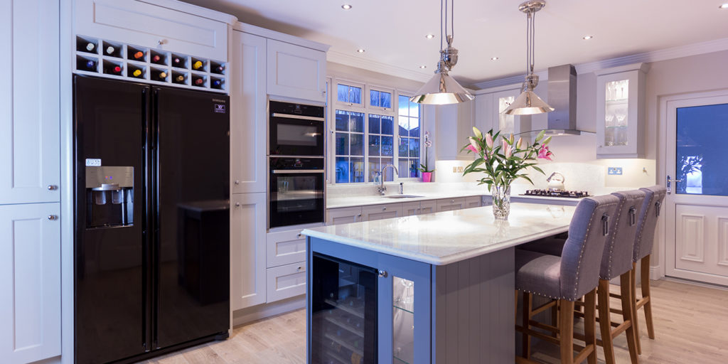 Kitchens - Painted - Wakefield